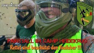 ★ I Am V.i.p. (Rettet und beschützt den YouTuber│Teil 2) Camp Heidekrug
