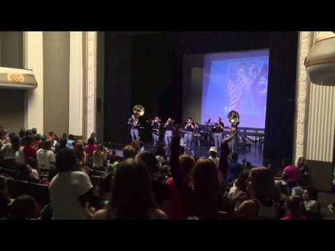 Grand Center Arts Academy & The 144th Army Band