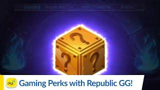 Cumhuriyet GG ile Oyun Perks alın!