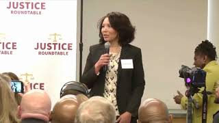 Tretessa Johnson - Conversations on Justice (March 31, 2016)
