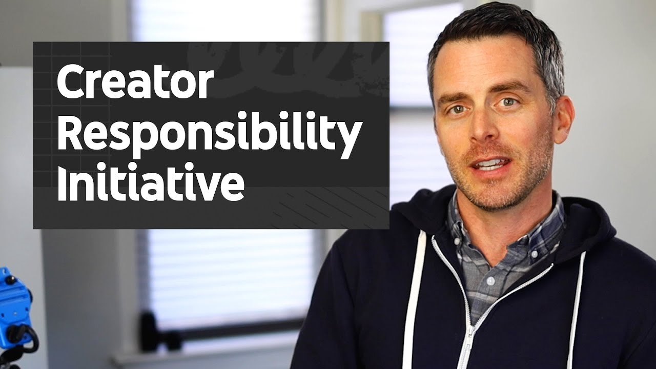 YouTube's Creator Responsibility Initiative
