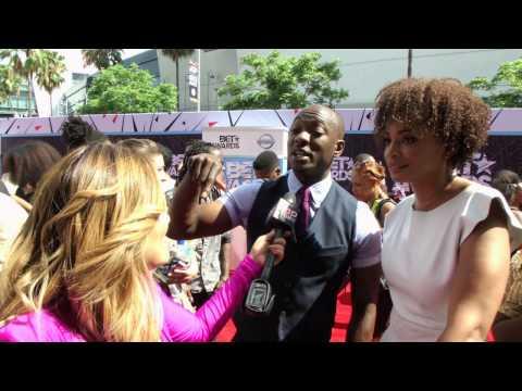 2015 BET Awards: Latarsha Rose & BJ Britt Talk