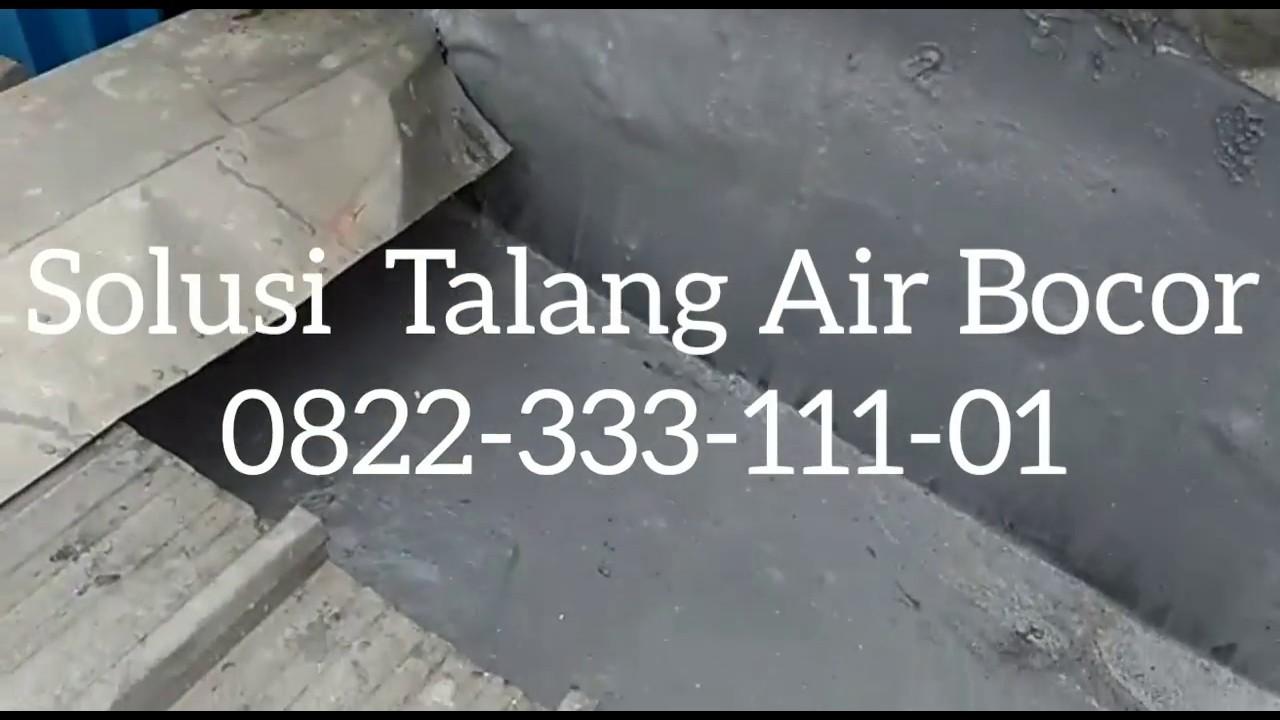 Perbaikan Talang  Air  Bocor 082233311101 Lining