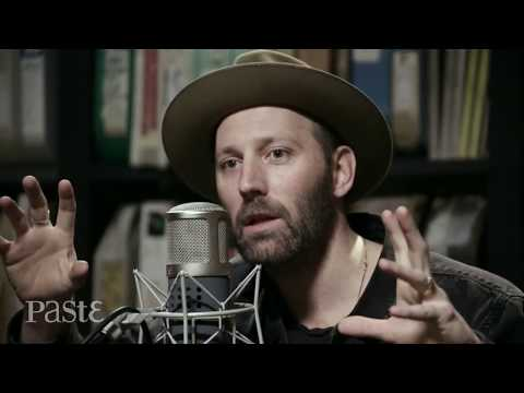 Mat Kearney live at Paste Studio NYC