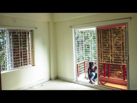 Thai Window Install With Mosquito Net - থাই জানালা সেটআপ মশারোধী নেট দিয়ে