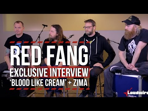Red Fang Talk to Loudwire About 'Blood Like Cream,' Zima + More