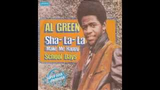 Al Green - Sha La La (Make Me Happy) - 1974 - with Lyrics