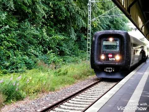 Download Zugverkehr am Bahnhof Flensburg