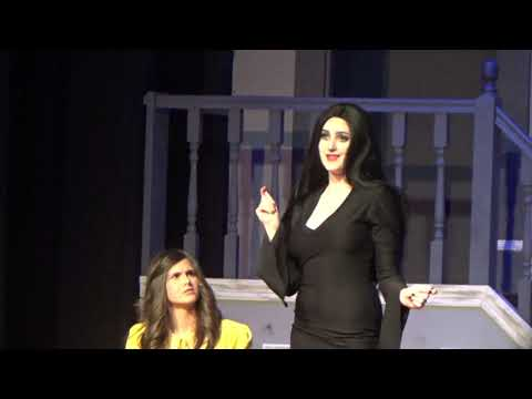 The Addams Family Musical (Staten Island Academy) Highlights