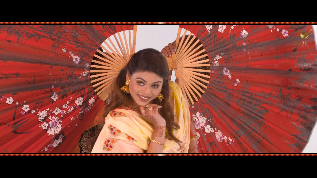 Apple De Rang Wargi | Full Video | Jasmeen Akhtar | Music Empire | New Punjabi Songs 2019 | VSRecord #1