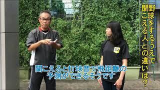 第52回全国ろうあ者体育大会in埼玉 盛り上げニュース⑩(野球)