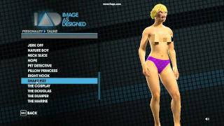 Saints Row 3 - Character