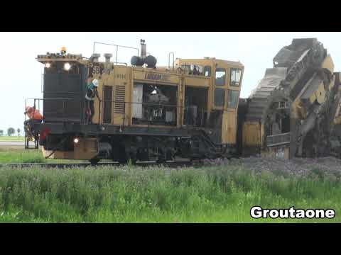 Ballast Machine