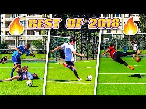 DIE KRASSESTEN TORE & FUßBALL FAILS 2018! | BROTATOS
