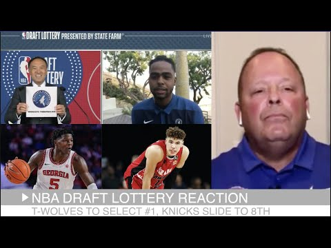 2020 NBA Draft Lottery: Players make fun of Knicks for getting No. 8 ...
