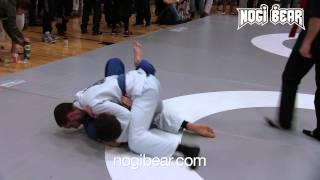 Submission Only Grappling Match! • Thomas Ruch vs Chris Ianeri • The Good Fight 03.14.15