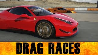 1000HP Online - DRAG RACES || Forza 6