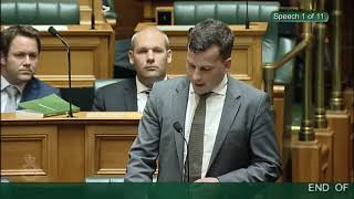 End of Life Choice Bill- First Reading - Video 1