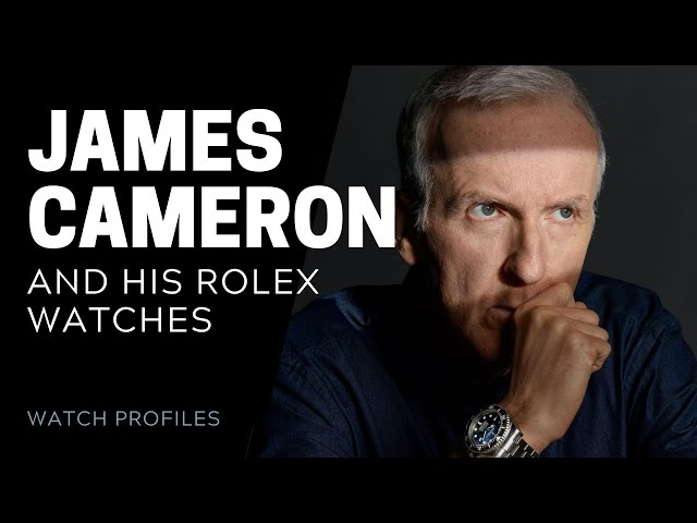 James Cameron Rolex Watch Collection | SwissWatchExpo