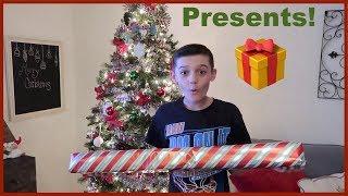 Surprise Baseball Gift - Christmas Comes Early