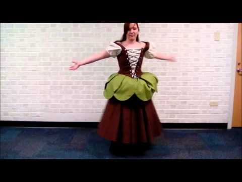 Transforming Broadway Cinderella Costume 3 0!