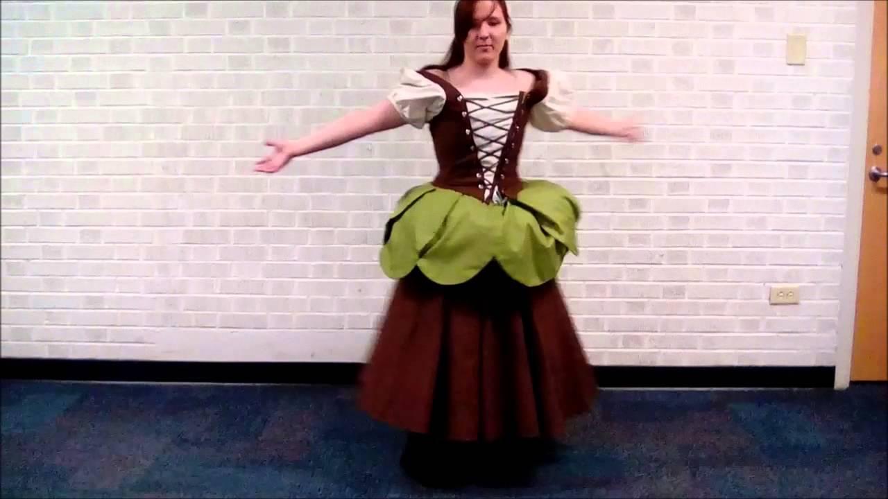 Transforming Broadway Cinderella Costume 3 0! - YouTube