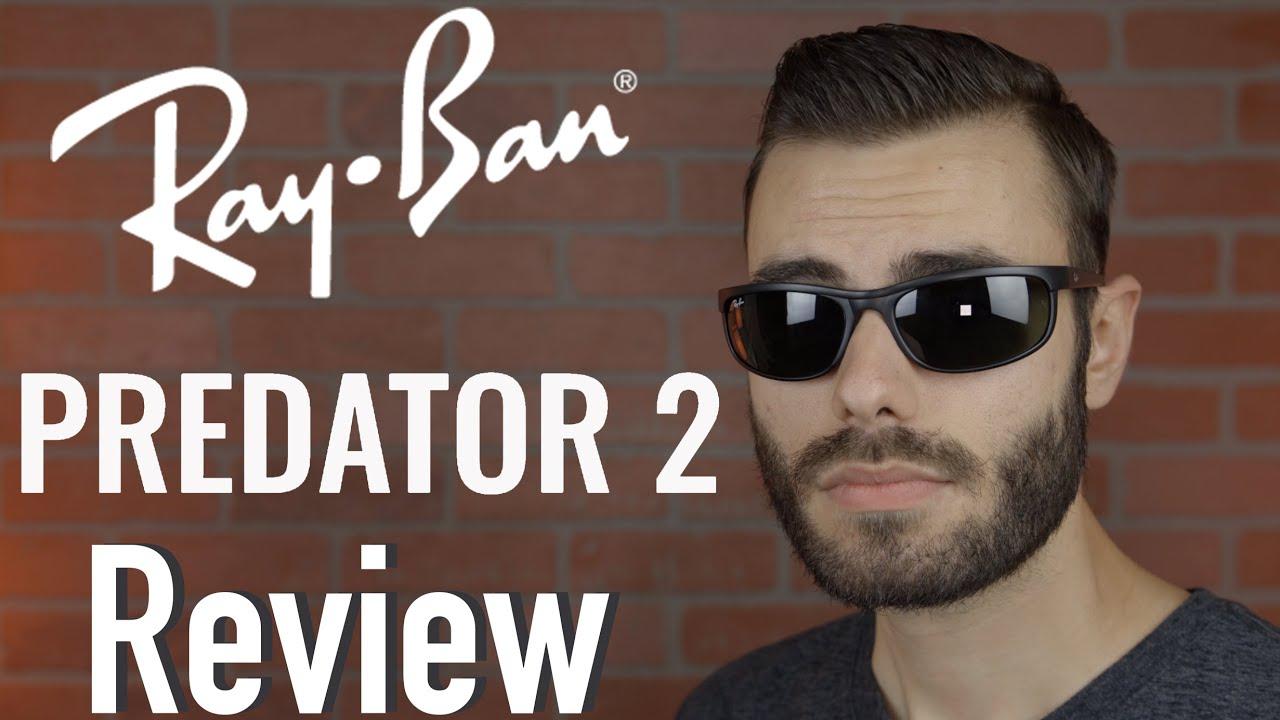 ray ban predator 2 sunglass hut