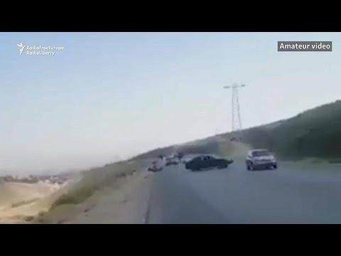 Four western cyclists killed in Tajikistan hit-and-run