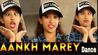 Aankh Mare  Ladki Aankh Mare - Kumar Sanu, Kavita Krishnamurthy Video dance shimba songs( HNJ Films)