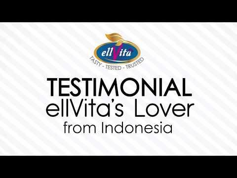Ellvita lover from INDONESIA