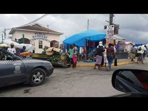 Passing by Lucea Jamaica 2017