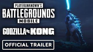 Trailer di PUBG Mobile x Godzilla vs Kong - Trailer ufficiale