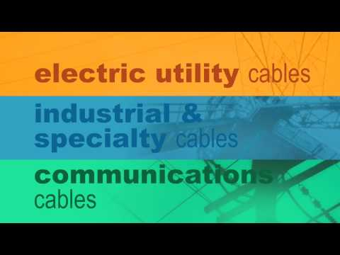 General Cable at a Glance with Music