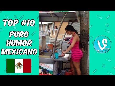 TOP 10 | PURO HUMOR MEXICANO ABRIL 2018 DE LOS MEJORES VIDEOS DE RISA DE MEXICO