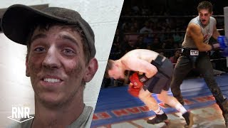 City Boy Fights Coal Covered Miner – RNR 8