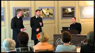 Mein Liebeslied muß ein Walzer sein - Salonsänger (Baldauf Villa Marienberg)