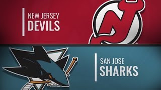 New Jersey Devils vs San Jose Sharks | Dec.10, 2018 NHL | Game Highlights | Обзор матча