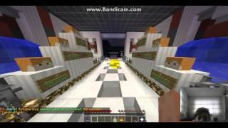 Minecraft Sky Wars Bölüm 1-Sandıklardan Baş Çıkıyor!