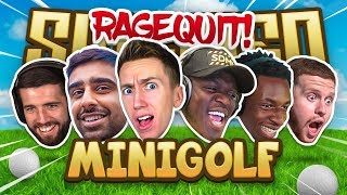 AN EMBARRASSING RAGE QUIT! (Sidemen Gaming)