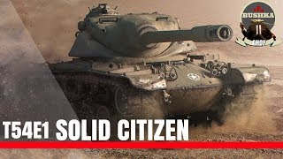 T54E1 Gets it Done World of Tanks Blitz Guide Review & Gameplay