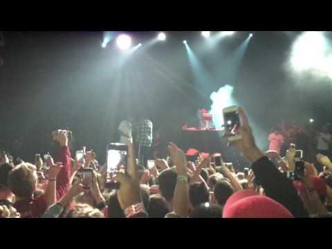 YG concert Sydney, Australia June 12th 2017