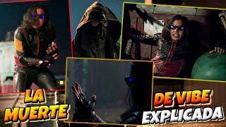 MUERTE de VIBE Explicada ¿Cómo y Por Qué Cisco PIERDE SUS PODERES? - The Flash Temporada 5 Trailer