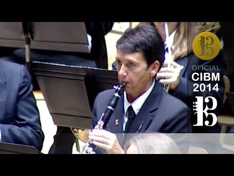 CIBM 2014 - Unión Musical De Beniarbeig - Vilela