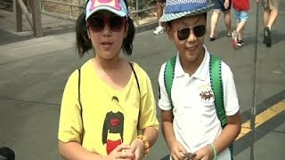 Chinese Tourists Pump Up California Economy