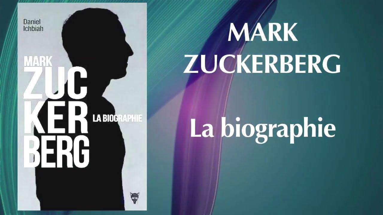 Mark Zuckerberg La Biographie Youtube