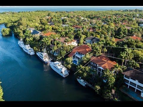 A Yachtsman's Dream Home in Coral Gables, Florida