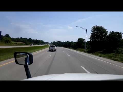 BigRigTravels LIVE! Huron, Ohio to Clarion, Pennsylvania OH 2, Interstate 80 East- August 10, 2017