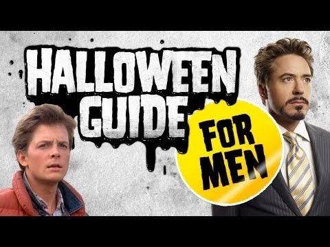 Men's Halloween Movie Guide 2013 - HD