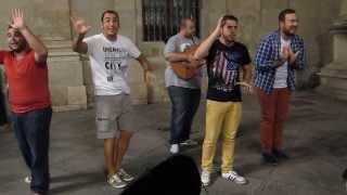 Испанские мужчины поют для вас, дорогие женщины!!! Los espanoles cantan!!!