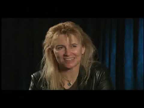 Jennifer Batten talks about the Rock Hall
